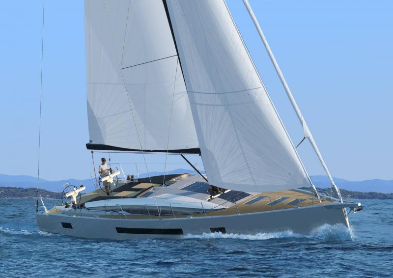 Jeanneau Yachts 65 │ Jeanneau Yachts of 21m │ Boat Sailboat Jeanneau  22941