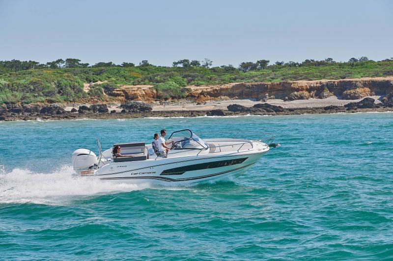 Cap Camarat 7.5 WA Série3 │ Cap Camarat Walk Around of 7m │ Boat powerboat Jeanneau  23110