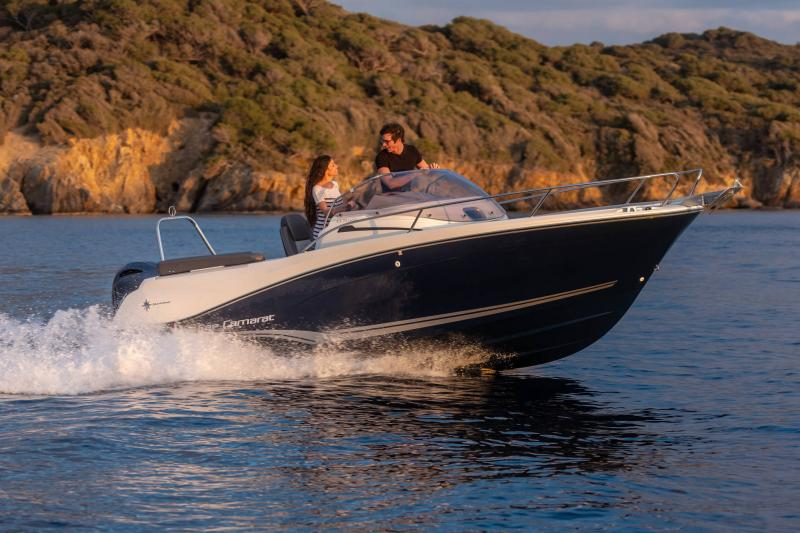 Cap Camarat 6.5 WA série3 │ Cap Camarat Walk Around of 6m │ Boat powerboat Jeanneau  17198