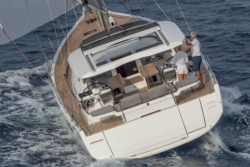 Jeanneau Yachts 60 │ Jeanneau Yachts of 18m │ Boat Barche a vela Jeanneau  23368