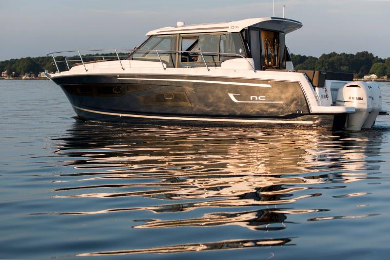 NC 1095 │ NC Weekender of 11m │ Boat powerboat Jeanneau  18860