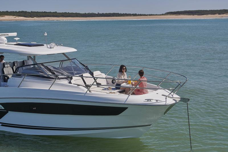 Cap Camarat 12.5 WA │ Cap Camarat Walk Around de 12m │ Bateaux powerboat Jeanneau  21913