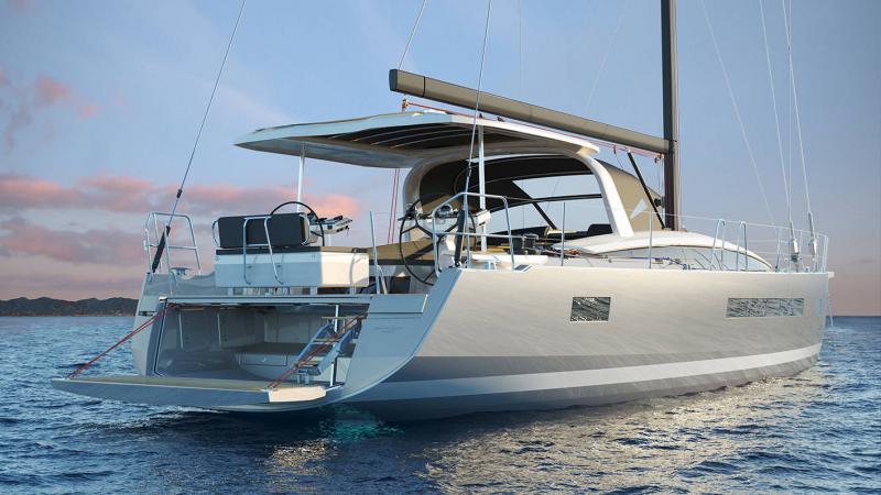Jeanneau Yachts 65 │ Jeanneau Yachts of 21m │ Boat Sailboat Jeanneau  22947