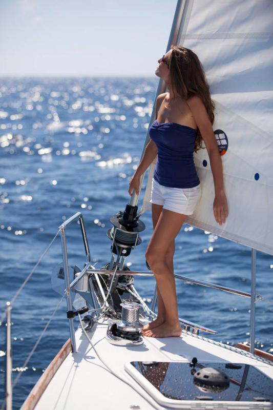 Sun Odyssey 479 │ Sun Odyssey de 14m │ Bateaux Voiliers Jeanneau  19614