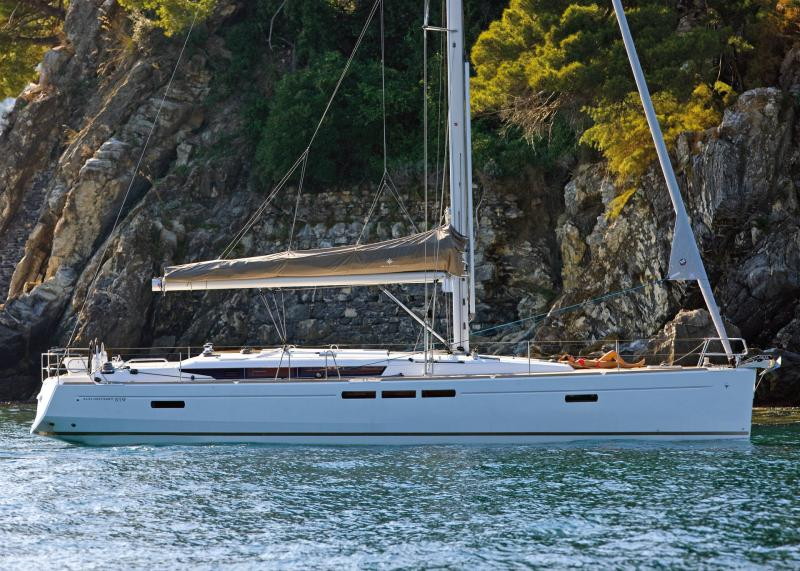 Sun Odyssey 519 │ Sun Odyssey of 16m │ Boat Segelboote Jeanneau  19777