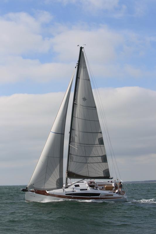 Sun Odyssey 41 DS │ Sun Odyssey DS of 12m │ Boat Sailboat Jeanneau boat Sun-Odyssey-DS-41DS 515