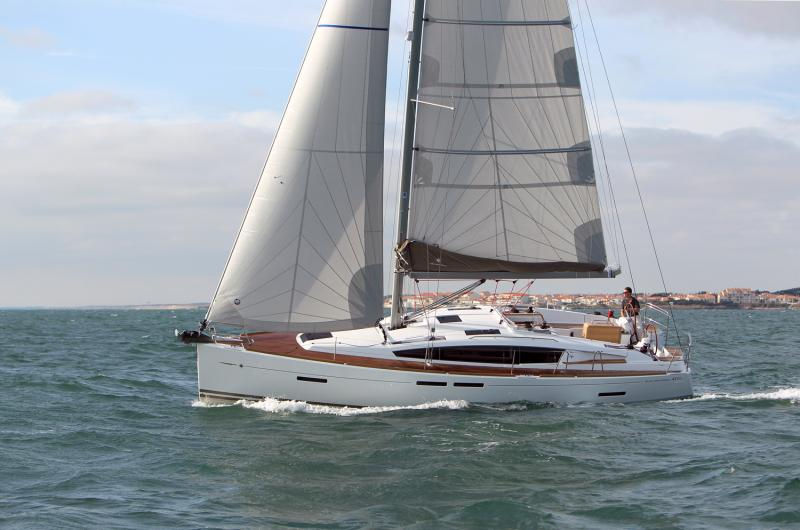 Sun Odyssey 41 DS │ Sun Odyssey DS of 12m │ Boat Sailboat Jeanneau boat Sun-Odyssey-DS-41DS 508
