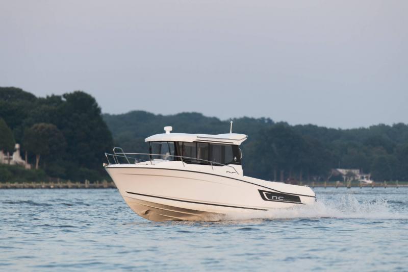 NC 695 Sport │ NC Sport of 7m │ Boat powerboat Jeanneau  18919