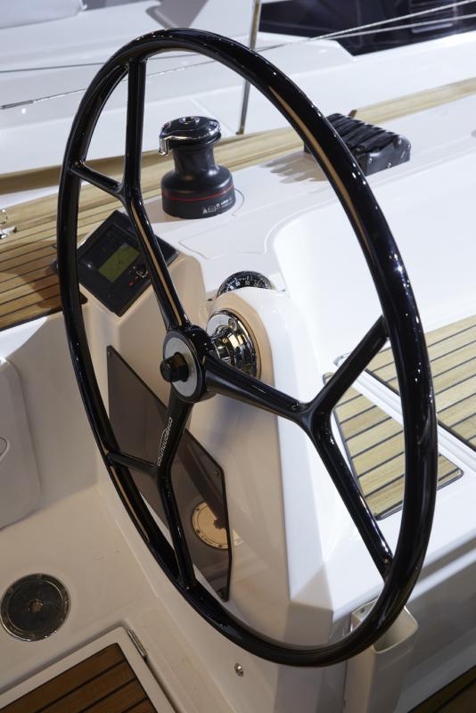 Sun Odyssey 349 │ Sun Odyssey of 10m │ Boat Veleros Jeanneau barco Sun-Odyssey-349 919