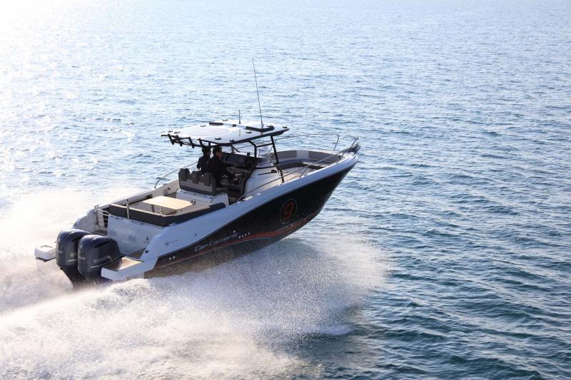 Cap Camarat 9.0 CC │ Cap Camarat Center Console of 9m │ Boat Outboard Jeanneau Cap Camarat 9.0 CC 11536