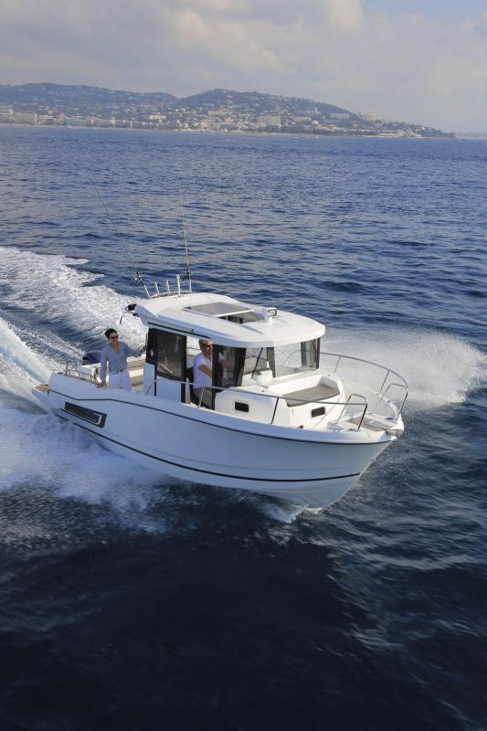 Merry Fisher 795 Marlin Vistas del exterior 13