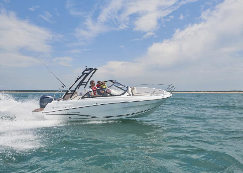 CAP CAMARAT 6.5 BR │ Cap Camarat Bow Rider of 6m │ Boat powerboat Jeanneau CAP CAMARAT 6.5 BR 3046