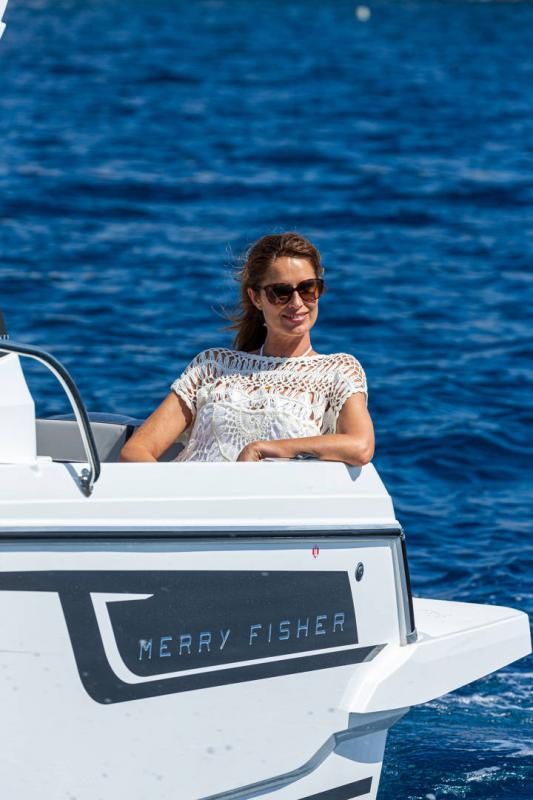 Merry Fisher 605 série2 │ Merry Fisher of 6m │ Boat powerboat Jeanneau  23450