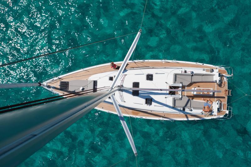 Jeanneau Yachts 51 │ Jeanneau Yachts de 15m │ Bateaux Voiliers Jeanneau  17405