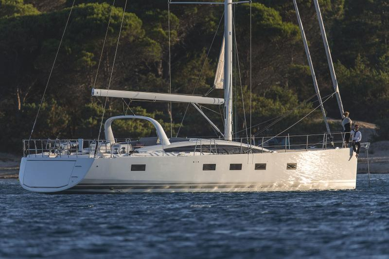 Jeanneau 64 Exterior Views 11