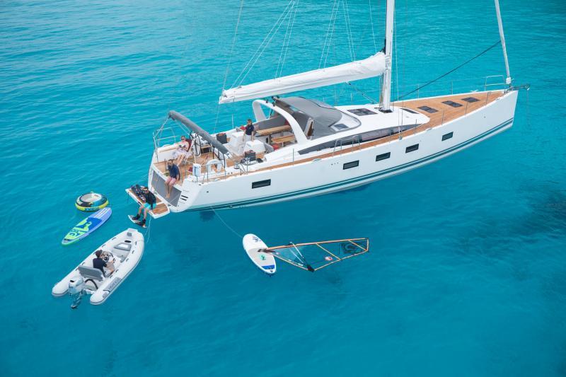 Jeanneau 64 │ Jeanneau Yachts of 20m │ Boat Sailboat Jeanneau  17599
