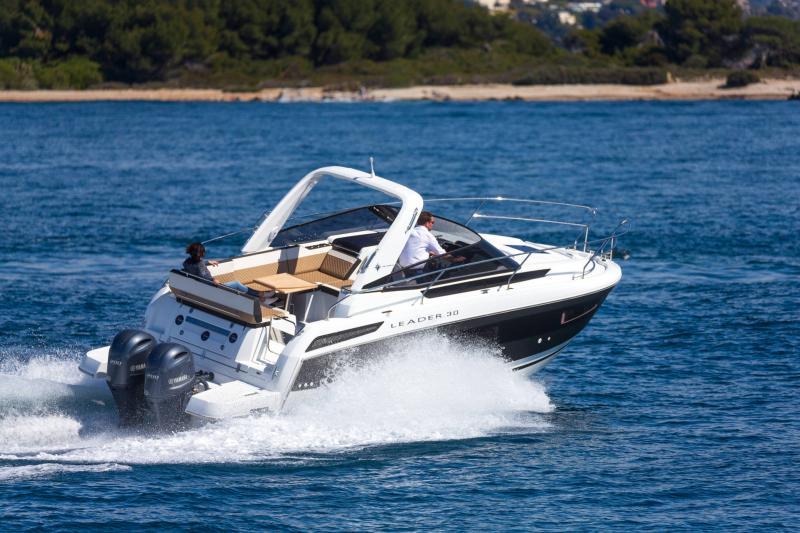 Leader 30 │ Leader de 9m │ Bateaux In Bord Jeanneau Version Hors-Bord 18199