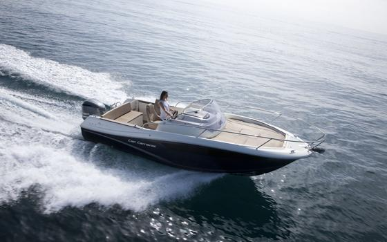 Cap Camarat 8.5 WA │ Cap Camarat Walk Around of 8m │ Boat powerboat Jeanneau boat medias_gamme 275