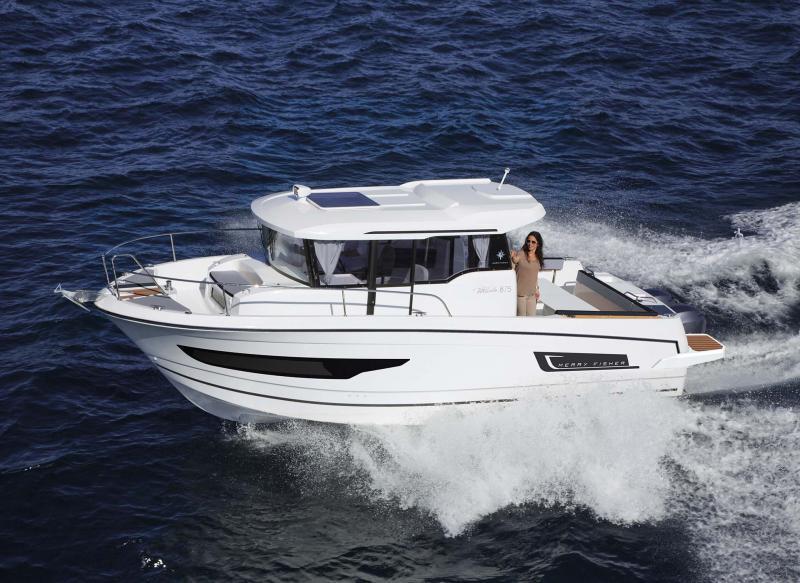 Merry Fisher 875 Marlin Vistas del exterior 2
