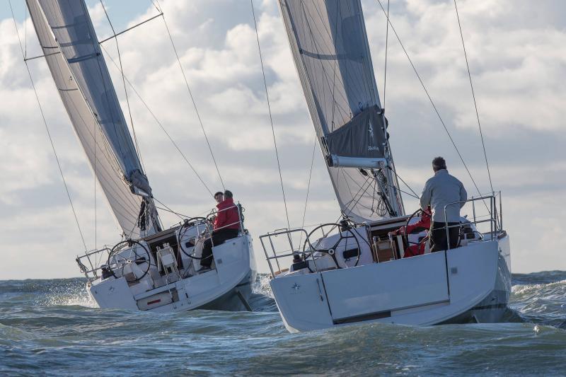 Sun Odyssey 349 │ Sun Odyssey of 10m │ Boat Segelboote Jeanneau  19164