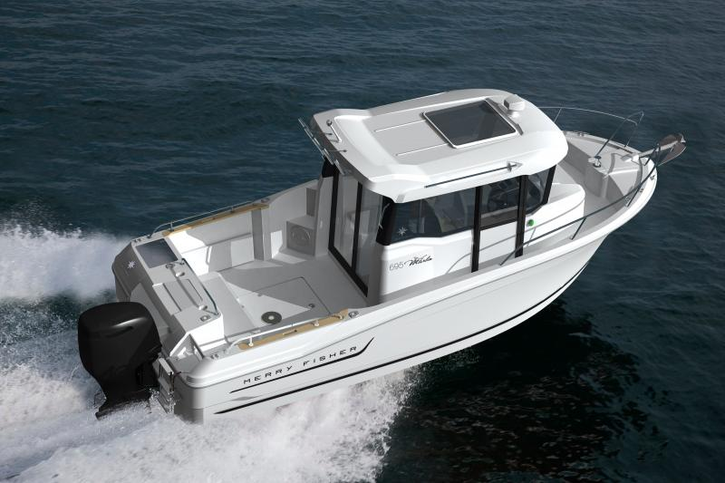 Merry Fisher 695 Marlin Vistas del exterior 18