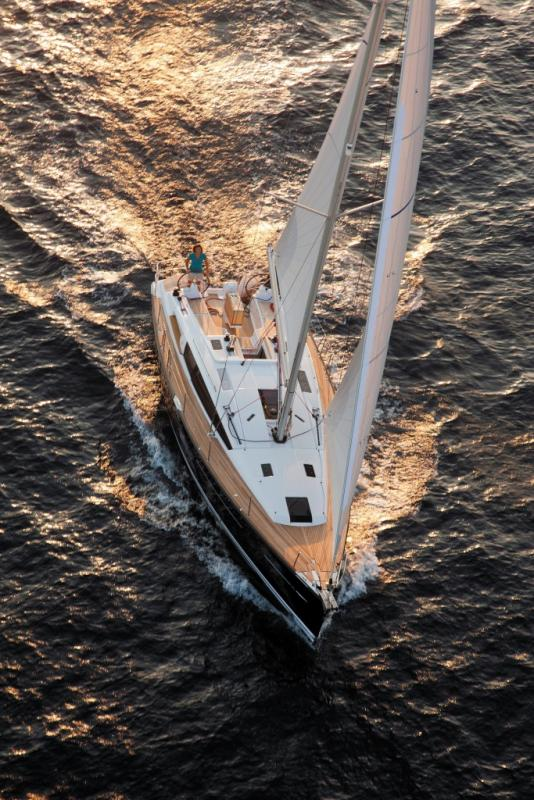 Sun Odyssey 44 DS │ Sun Odyssey DS of 13m │ Boat Barche a vela Jeanneau barche Sun-Odyssey-DS-44DS 373