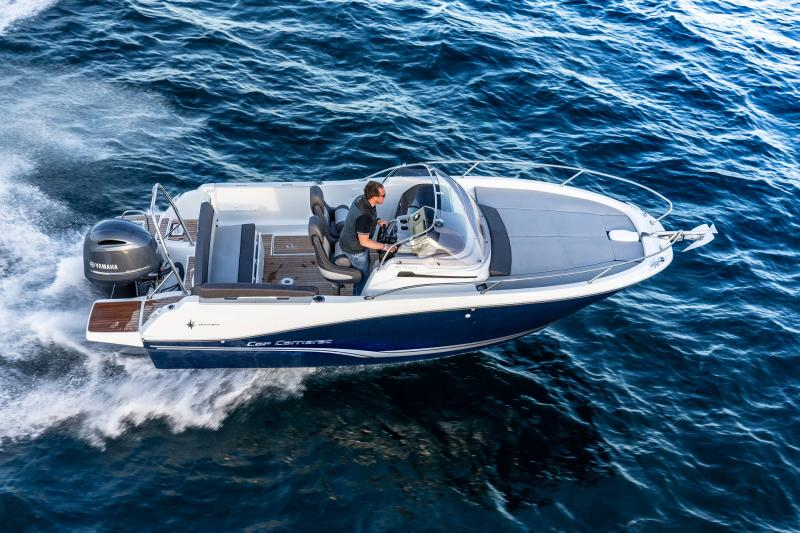 Cap Camarat 6.5 WA série3 │ Cap Camarat Walk Around of 6m │ Boat powerboat Jeanneau  17189