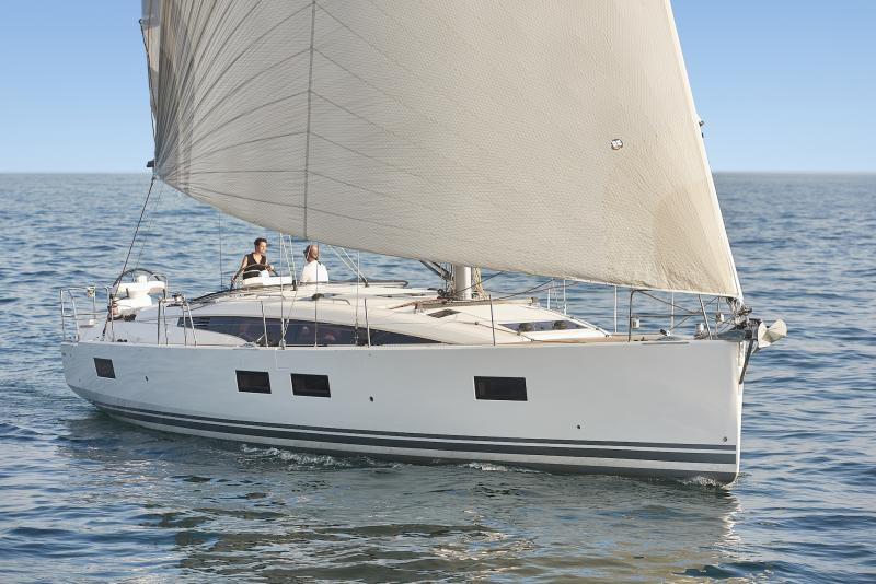 Jeanneau 51 Exterior Views 61