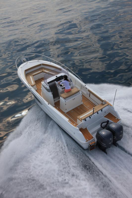 Cap Camarat 8.5 CC │ Cap Camarat Center Console of 8m │ Boat Outboard Jeanneau boat Cap_Camarat_CC-8.5CC 448