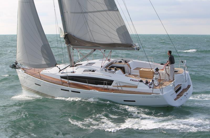 Sun Odyssey 41 DS │ Sun Odyssey DS of 12m │ Boat Sailboat Jeanneau boat Sun-Odyssey-DS-41DS 510