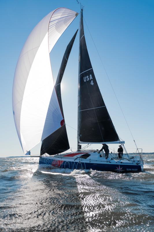 Sun Fast 3300 │ Sun Fast of 10m │ Boat Veleros Jeanneau  19097