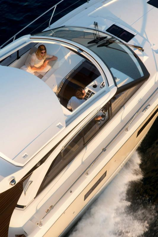 Leader 40 │ Leader of 12m │ Boat powerboat Jeanneau 3-Lifestyle 18412