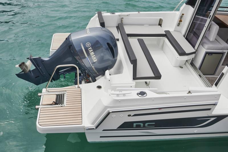 NC 795 Series 2 │ NC Weekender of 8m │ Boat powerboat Jeanneau  21749