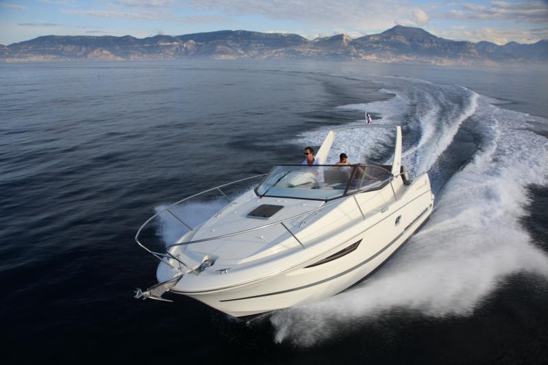 Leader 8 │ Leader of 9m │ Boat powerboat Jeanneau boat Leader-Leader8 6