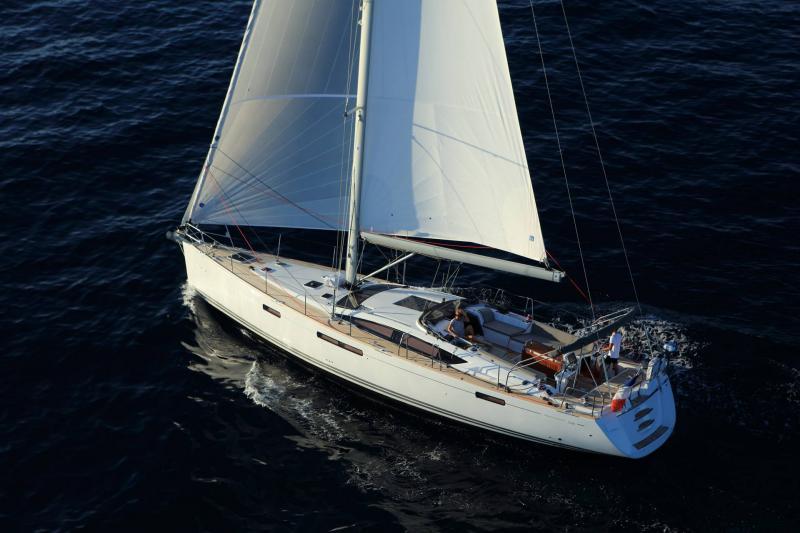Jeanneau 58 │ Jeanneau Yachts of 18m │ Boat Sailboat Jeanneau  17523