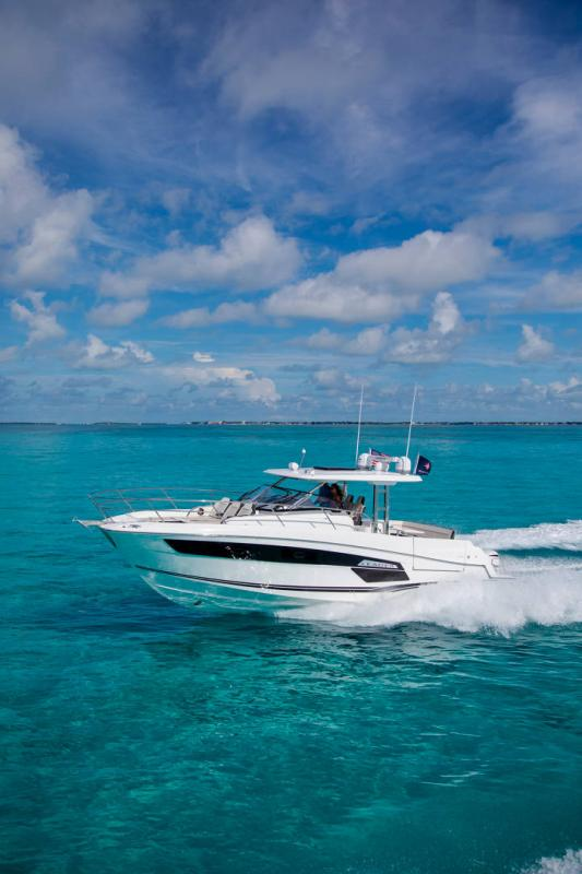 Leader 12.5 │ Leader WA of 12m │ Boat powerboat Jeanneau  21777