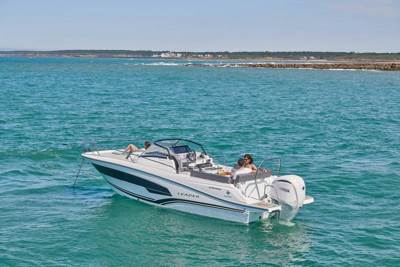 Leader 7.5 Series 3 │ Leader of 7m │ Boat powerboat Jeanneau  23183