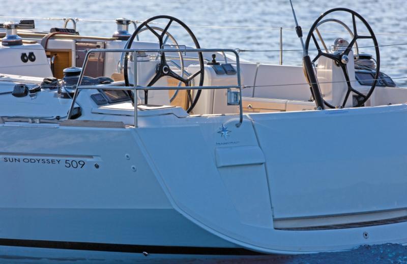 Sun Odyssey 509 │ Sun Odyssey de 15m │ Bateaux Voiliers Jeanneau  8425