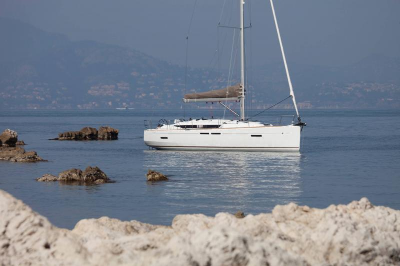 Sun Odyssey 419 │ Sun Odyssey of 13m │ Boat Yelkenli̇ Jeanneau  19383