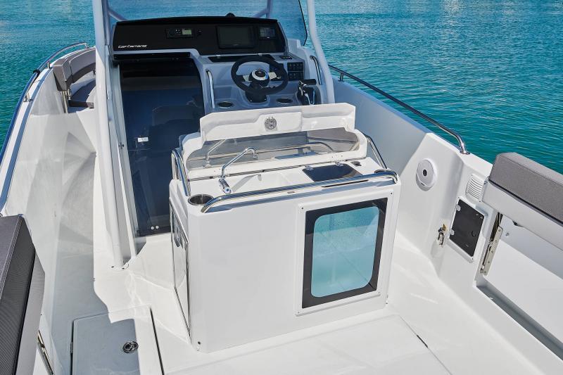 Cap Camarat 7.5 CC Série3 │ Cap Camarat Center Console of 7m │ Boat powerboat Jeanneau  23081