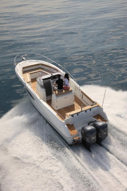Cap Camarat 8.5 CC │ Cap Camarat Center Console of 8m │ Boat Outboard Jeanneau boat Cap_Camarat_CC-8.5CC 459
