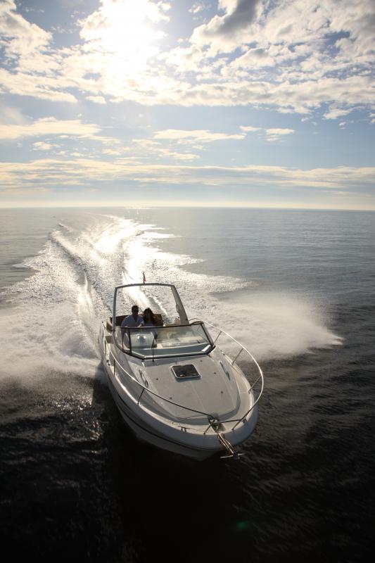 Leader 8 │ Leader of 9m │ Boat powerboat Jeanneau boat Leader-Leader8 78