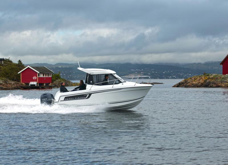Merry Fisher 605 │ Merry Fisher of 6m │ Boat powerboat Jeanneau barche Merry-Fisher-605 1077