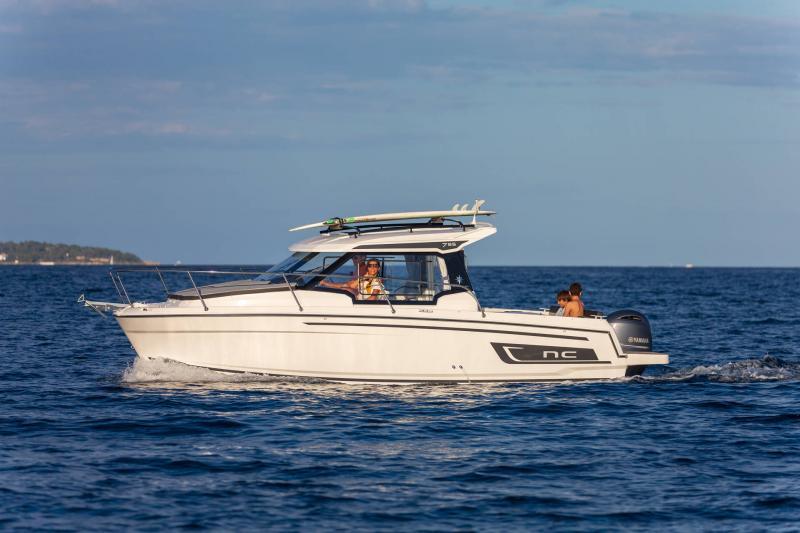 NC 795 Series 2 │ NC Weekender of 8m │ Boat powerboat Jeanneau  21938