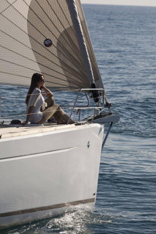 Sun Odyssey 479 │ Sun Odyssey de 14m │ Bateaux Voiliers Jeanneau  19551