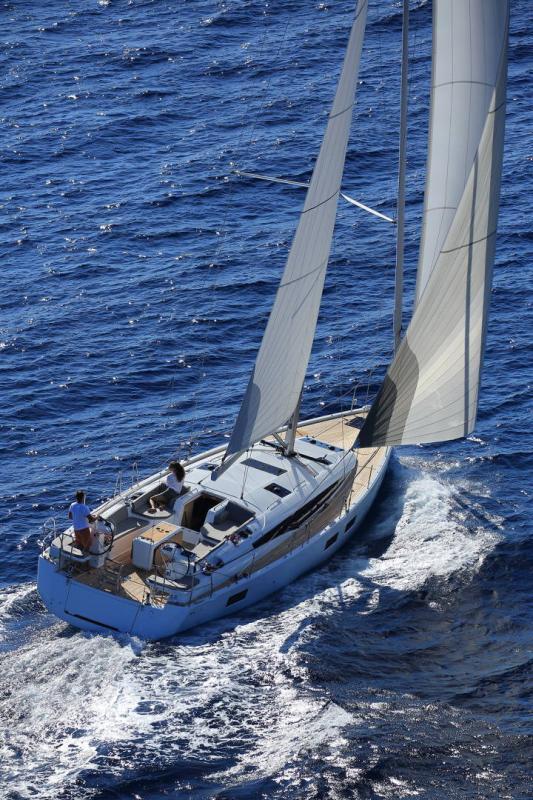 Jeanneau Yachts 51 │ Jeanneau Yachts de 15m │ Bateaux Voiliers Jeanneau  17371