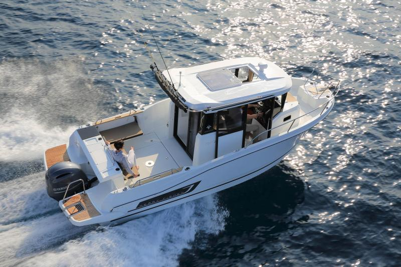 Merry Fisher 795 Marlin Vistas del exterior 9