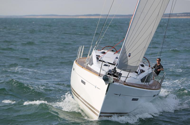 Sun Odyssey 41 DS │ Sun Odyssey DS of 12m │ Boat Sailboat Jeanneau boat Sun-Odyssey-DS-41DS 521
