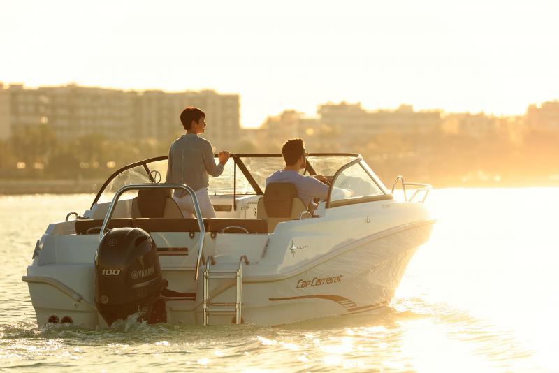 CAP CAMARAT 5.5 BR │ Cap Camarat Bow Rider of 5m │ Boat powerboat Jeanneau CAP CAMARAT 5.5 BR 4808