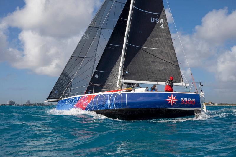 Sun Fast 3300 │ Sun Fast of 10m │ Boat Sailboat Jeanneau  20585